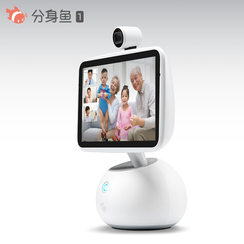 灵动Lite版 NV3012 视频通话智能机器人