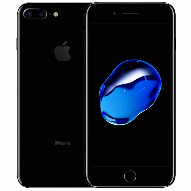 Apple/苹果 iPhone 7plus 128GB 玫瑰金色 移动联通电信4G手机